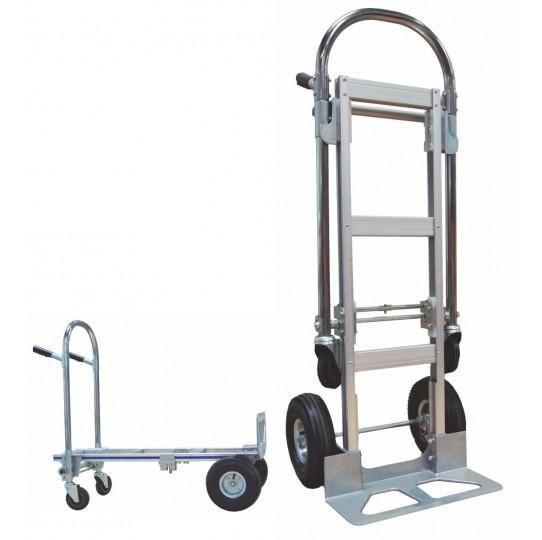 Carro & plataforma industrial 200 kg