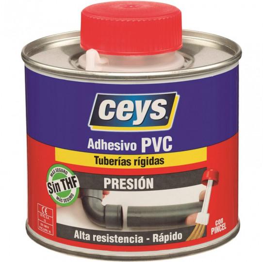 Bote 500 ml adhesivo Ceys pvc presion...