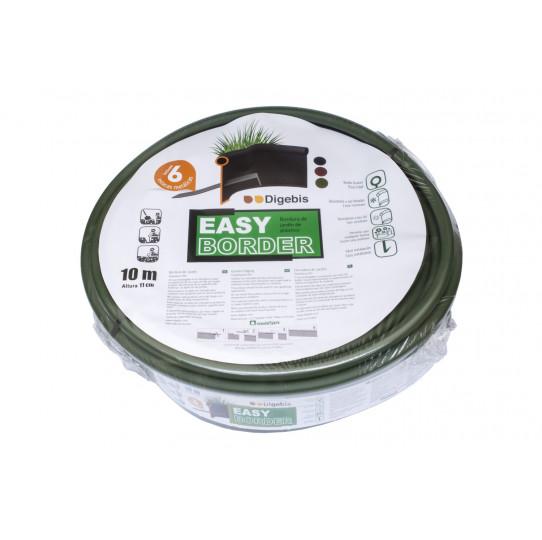 Bordura de plástico verde (bobina de...