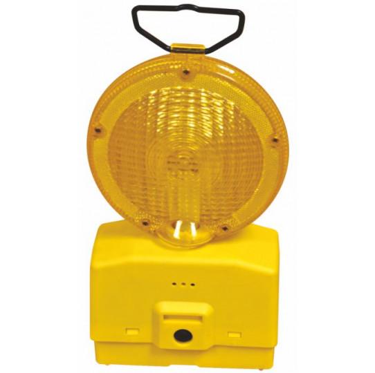 Lámpara de señalización obras