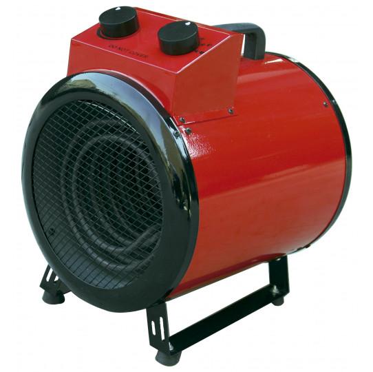 Turbo calefactor aire-caliente 2000W
