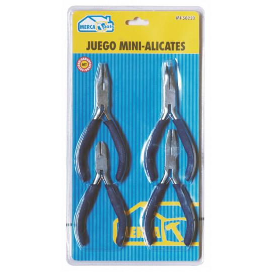 Juego mini alicates
