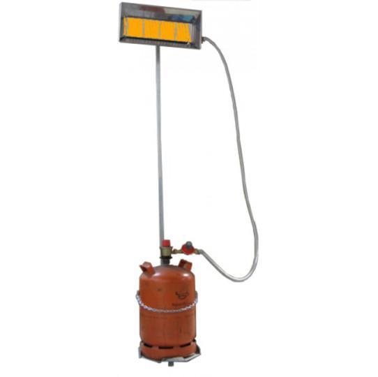 Poste calefactor movil mg8-n de...