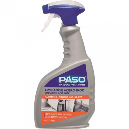 Limpiador acero inoxidable 500 ml...