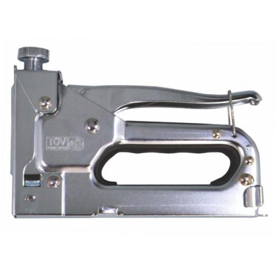 Grapadora cromada 4 -14 mm