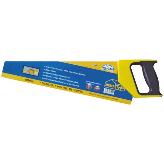 Serrucho carpintero súper cut 400  mm
